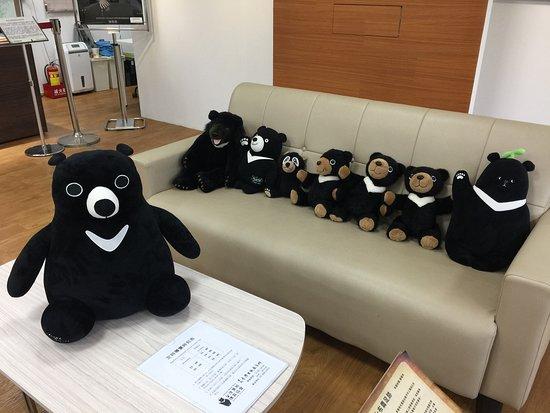 Taiwan Black Bear Education Center