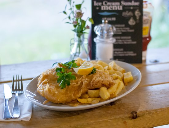 Whiterow Fish And Chips: White Row Fish & Chips