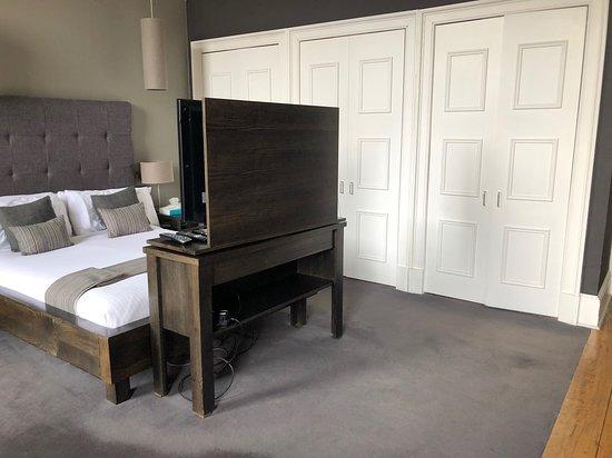 Rooms & Suites Picardy Place: Loch Katrine suite