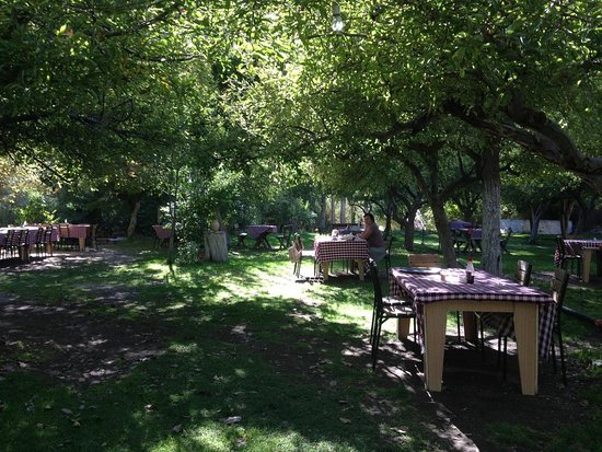 Yesilhisar, Turkiet: Soganli Kapadokya Restaurant