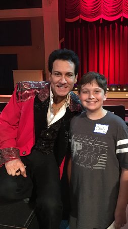 terry evanswood the wonders of magic pigeon forge 2018 all you