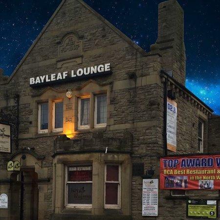 Bayleaf Wine Bar & Restaurant: Front