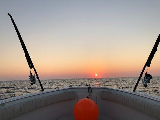 Seacoast New Hampshire Sportfishing: Sunrise Rye NH