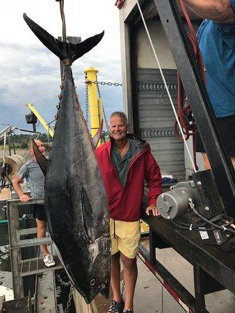 Bluefin Tuna Rye NH