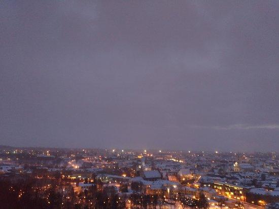 Трёхкрестовая гора: View from the Hill