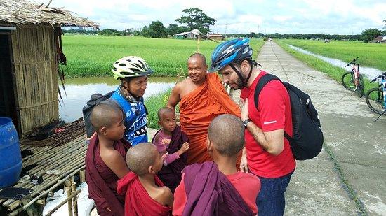 Uncharted Horizons Myanmar
