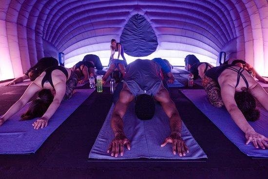 Brixton, UK: Stretch and sweat your way through our unique Vinyasa flow.