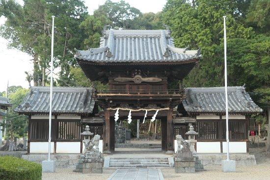 Yatani Masukushi Tamahiko Shrine