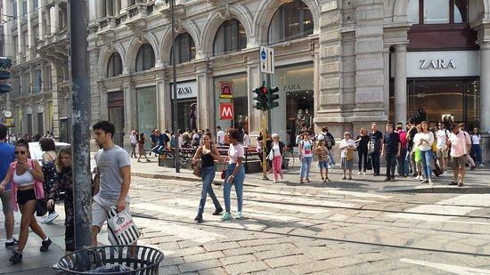 Monumento a Vittorio Emanuele II: DINTORNI...