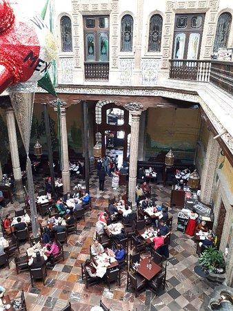 Sanborns de los azulejos mexico city centro historico for Azulejos en mexico df