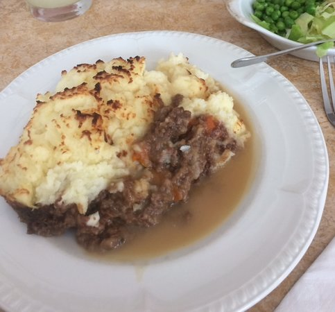 Balcombe Tea Rooms: Cottage pie