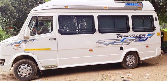 Maharaja Tempo Traveller