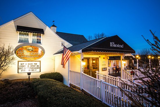 Worst Ever Review Of The Homestead Restaurant Tavern