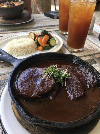 Guillermina Restaurant: El asado negro al mejor estilo de mi abuela.