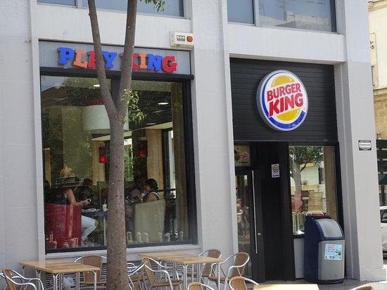 imagen Burger King - Sanlúcar en Sanlúcar de Barrameda