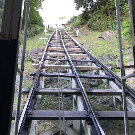 Fenelon Place Elevator Co.: Brilliant and cheap way to get a view from the top