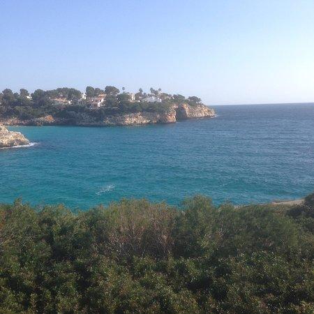 Son Macia, إسبانيا: Paella Son Macia, Hafen Porto Cristo, Sonnenaufgang Son Macia, Cala Mendia