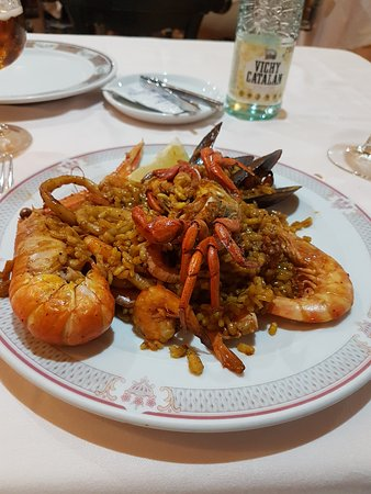 Restaurante casa de valencia madrid restaurantanmeldelser tripadvisor - Restaurante casa de valencia ...