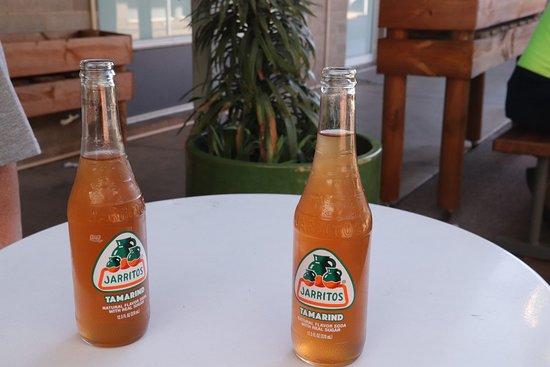 Loco Burrito: Delicious drinks