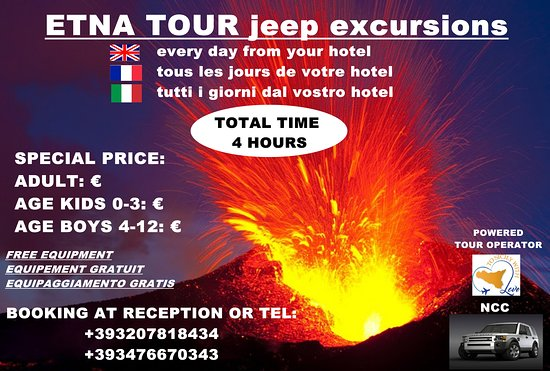 Zafferana Etnea, إيطاليا: Escursione Etna 2018