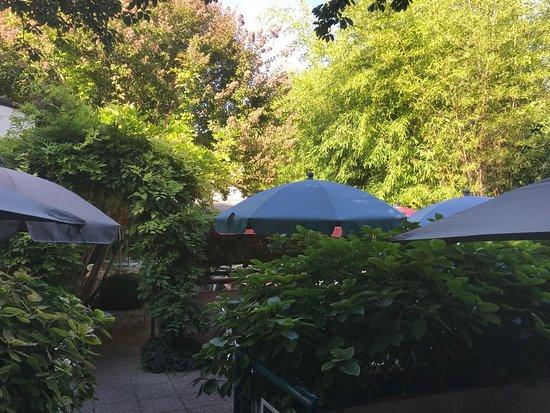 Champigny-sur-Marne, فرنسا: Terrasse