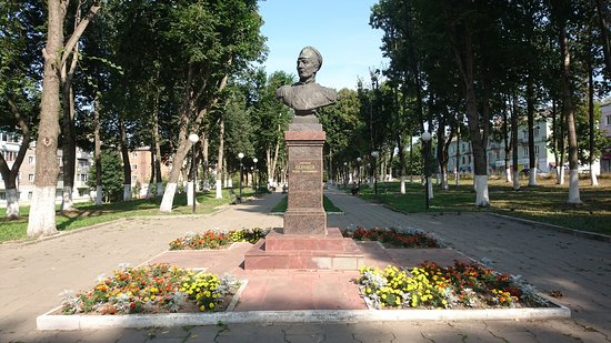 Monument to P.S. Nakhimov