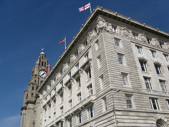 The Cunard Building