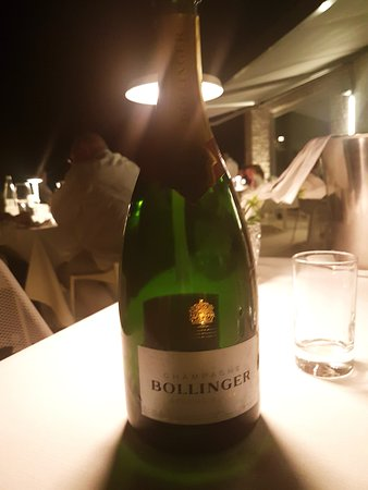 Eat Out - Osteria Gourmet: Bollinger