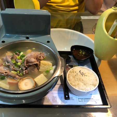 Ximending Restaurant Food Review
