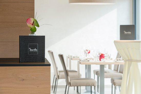 Burg-Reuland, Bélgica: Restaurant