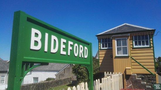 Bideford!