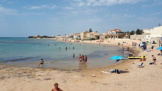 La Casa del Commissario Montalbano: Spiaggia del commissario