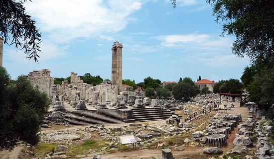 Temple of Apollo: Genel