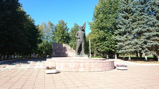 Monument to F. F. Solntsev