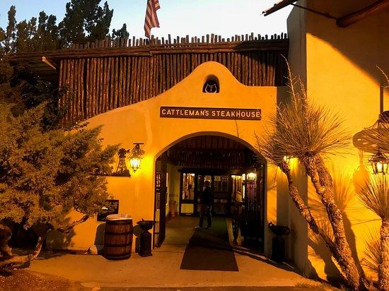 Cattleman S Steakhouse El Paso Menu