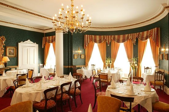 Ballyseede Castle: O'Connell Award Winning Restaurant
