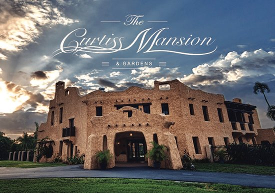 Miami Springs, FL: Welcome to the Curtiss Mansion! The Mansion is a multi-use community space and private event ven