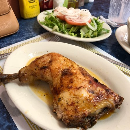 Great Latin food and large portions