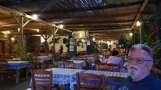 Gavrion, اليونان: O Kossis