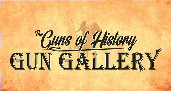 ‪The Guns of History Gallery‬