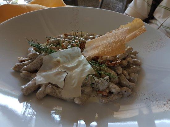 Bianzone, Italy: Gnocchetti
