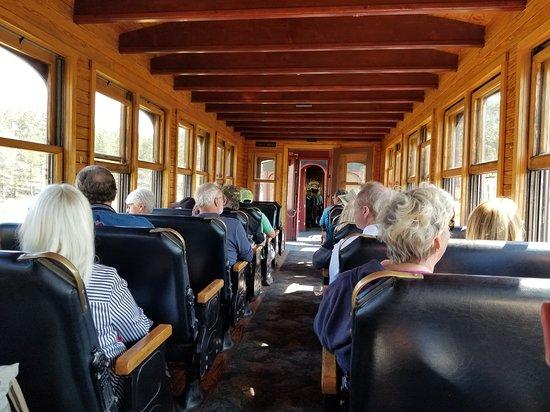1880 Train/Black Hills Central Railroad Photo