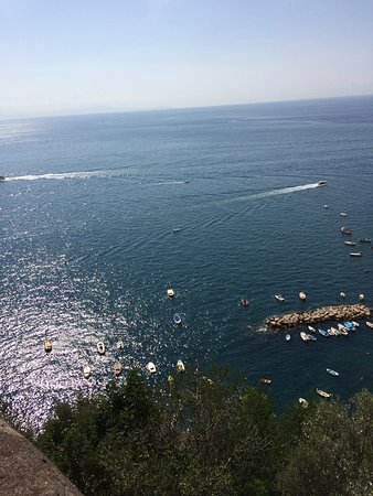 Vettica, Italia: view of the Amalfi