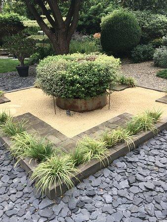 Jardin interieur ciel ouvert athis de l 39 orne aktuelle 2019 lohnt es sich mit fotos - Jardin contemporain athis de l orne nantes ...
