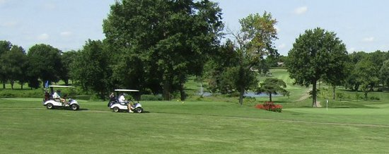 North carts - Picture of Sykes/Lady Overland Park Golf Club