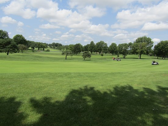 North fairway - Picture of Sykes/Lady Overland Park Golf
