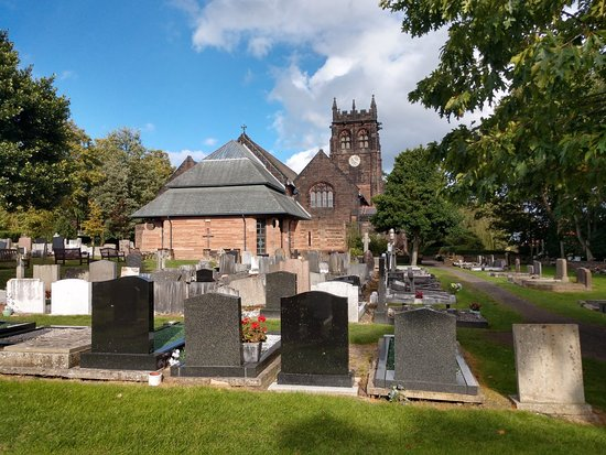 St. Peter's Church, Woolton