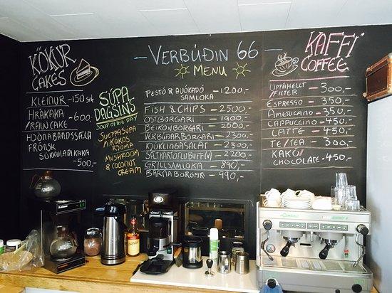 Hrisey Island, Ισλανδία: We love coffee