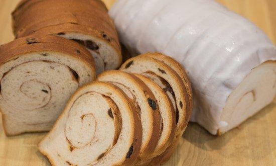 West Salem, WI: Cinnamon Raisin and Frosted Cinnamon Bread