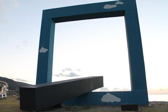 Reitano, Italien: Monumento per un Poeta Morto